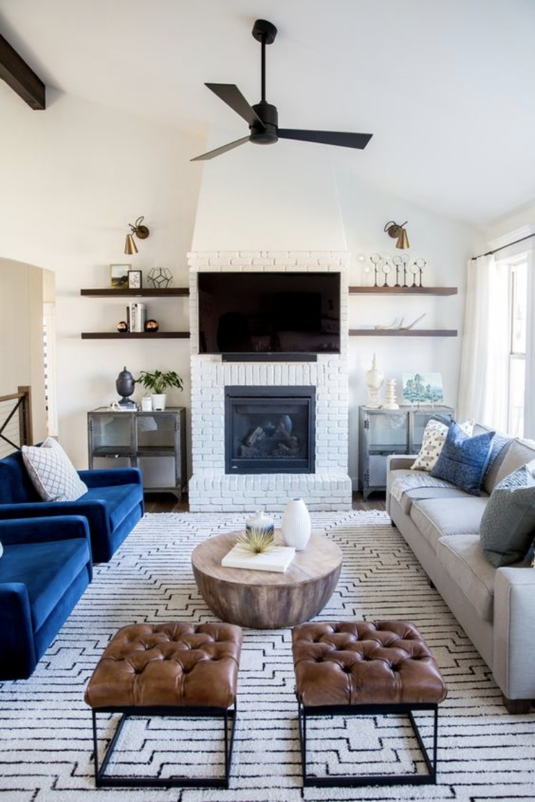 What' Hot on Pinterest:Warm Up W/ Some Living Room Ideas W/Fireplace living room ideas with fireplace What's Hot on Pinterest:Warm Up W/ 6 Living Room Ideas With Fireplace What    Hot on Pinterest Warm Up W Some Living Room Ideas With Fireplace 2