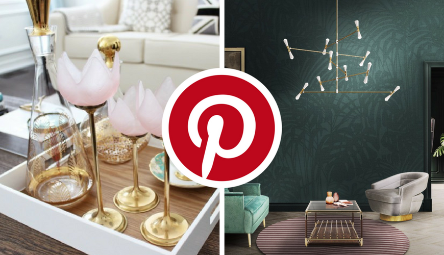 Living Room Ideas What's HOT on Pinterest This Week