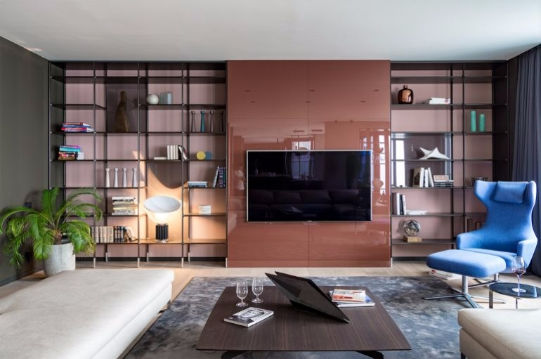 NPL Interior Design Project With a Modern Living Room