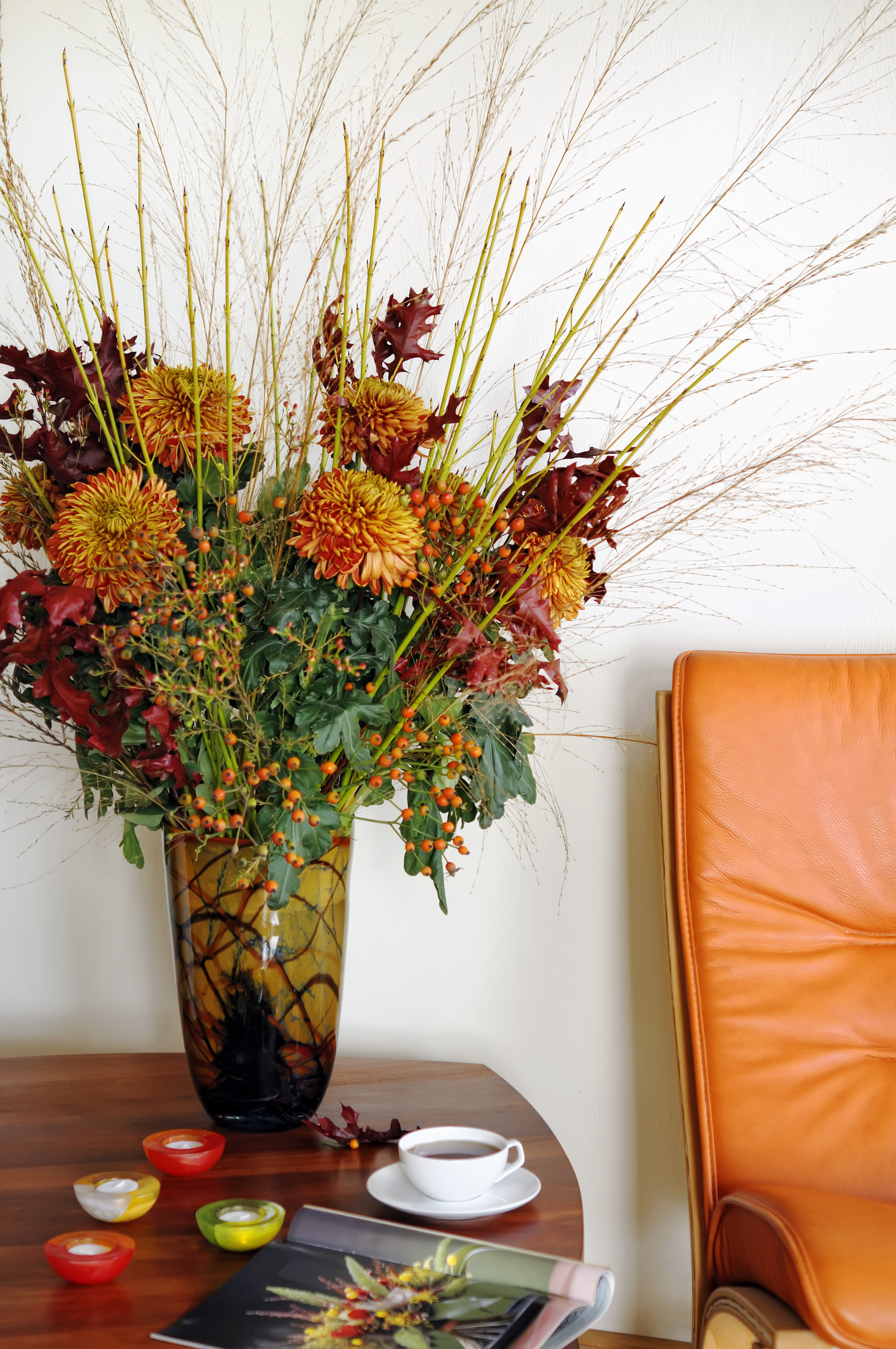 Knock, Knock! The Best Thanksgiving Decorating Ideas Are Here! thanksgiving decorating ideas Knock, Knock! The Best Thanksgiving Decorating Ideas Are Here! Start Prepping for November with These Thanksgiving Decorating Ideas 1