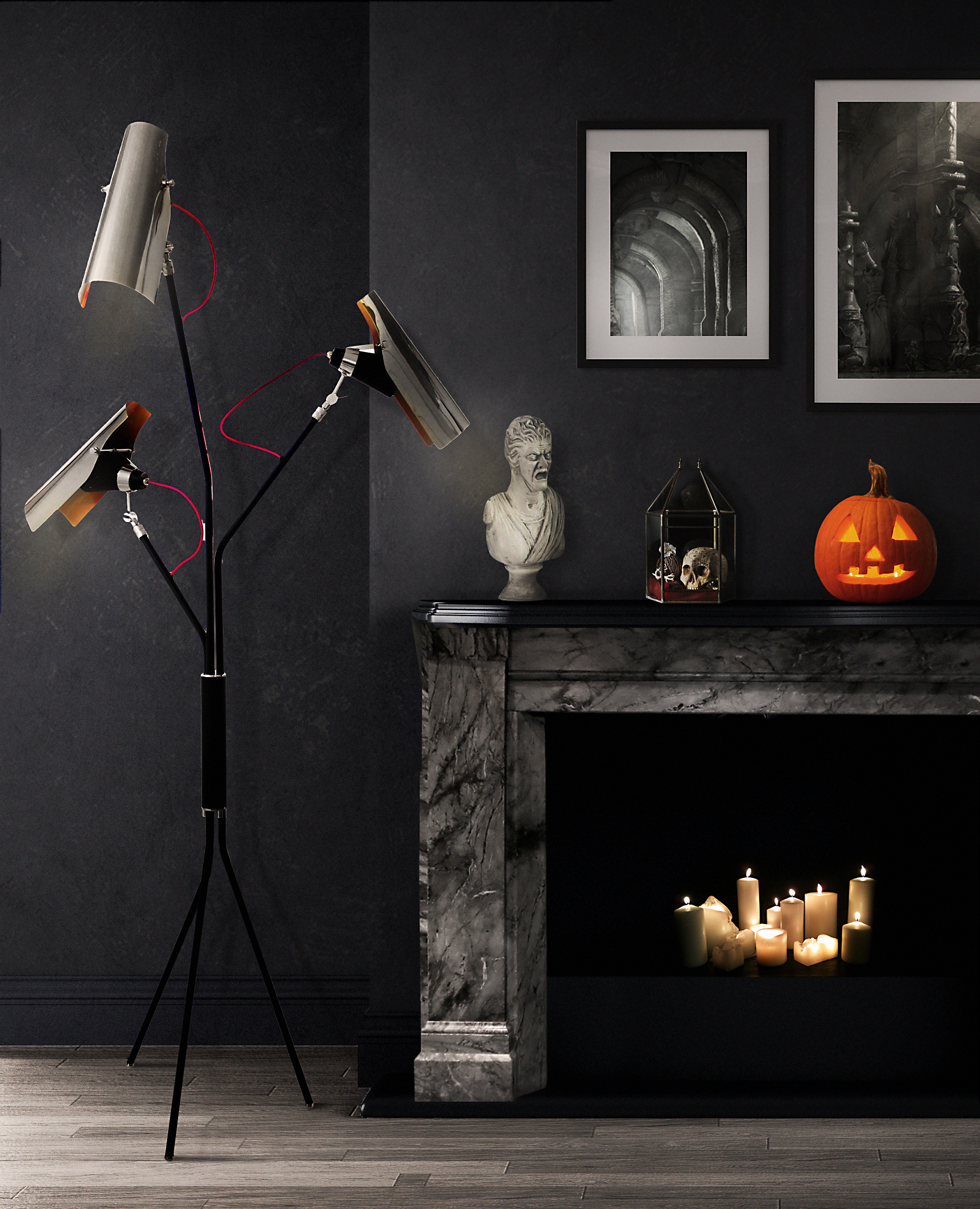 The Halloween Decor Tips Your Living Room Was Waiting For halloween decor The Halloween Decor Ideas Your Living Room Was Waiting For The Halloween Decor Tips Your Living Room Was Waiting For 1