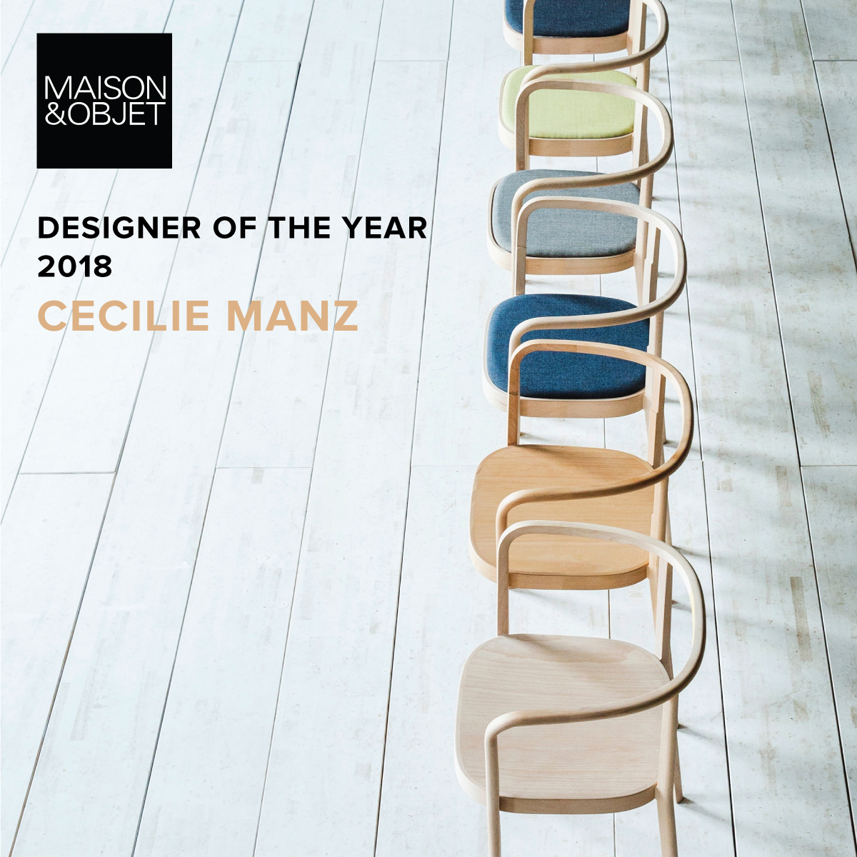 Maison et Objet 2018: Why You Should Already be Counting the Days maison et objet 2018 Maison et Objet 2018: Why You Should Already be Counting the Days Cecilie Manz