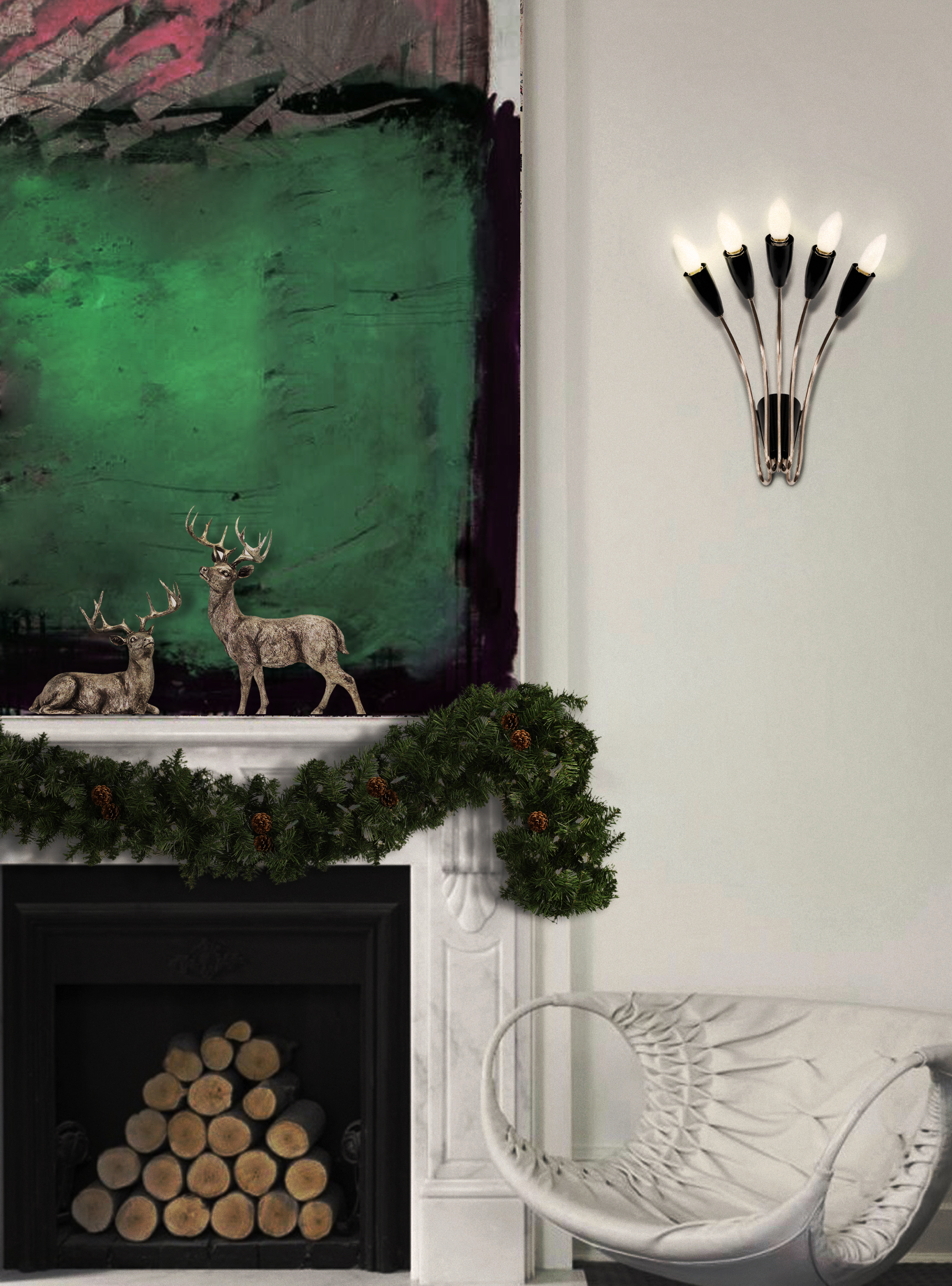 How To Make Your Christmas Living Room Decor Look Like A Million Bucks_1 christmas living room decor How To Make Your Christmas Living Room Decor Look Like A Million Bucks How To Make Your Christmas Living Room Decor Look Like A Million Bucks 3