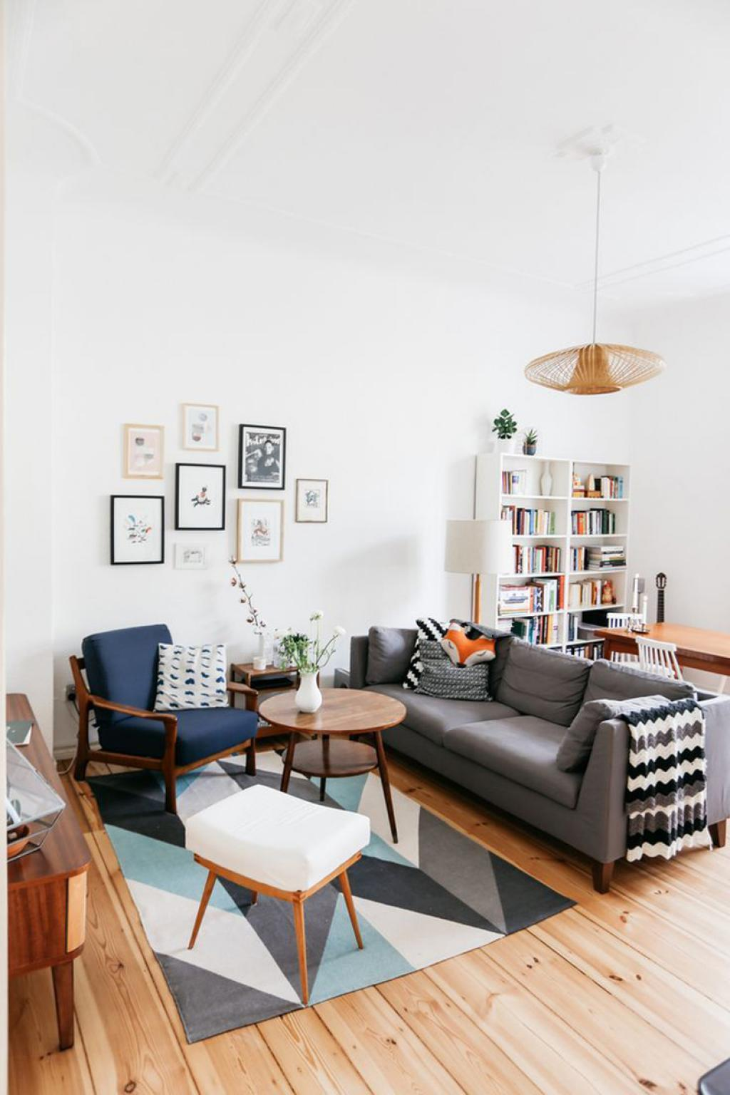 Design You Room: We Found The Scandinavian Living Room Ideas You Were