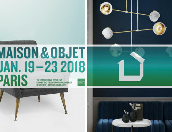 Get a Mid-Century Living Room Just by Attending Maison & Objet!
