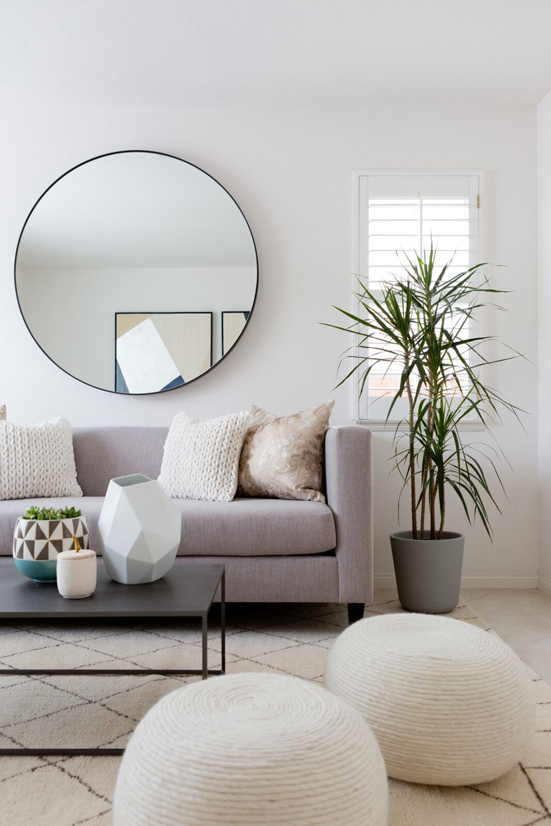 How to Use Living Room Wall Mirrors the Right Way – Living Room Ideas