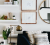 How to Use Living Room Wall Mirrors the Right Way_feat