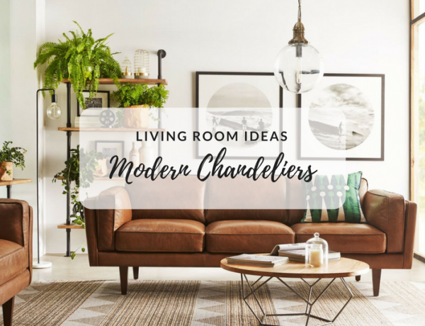 The modern chandeliers you never knew you needed in your living room