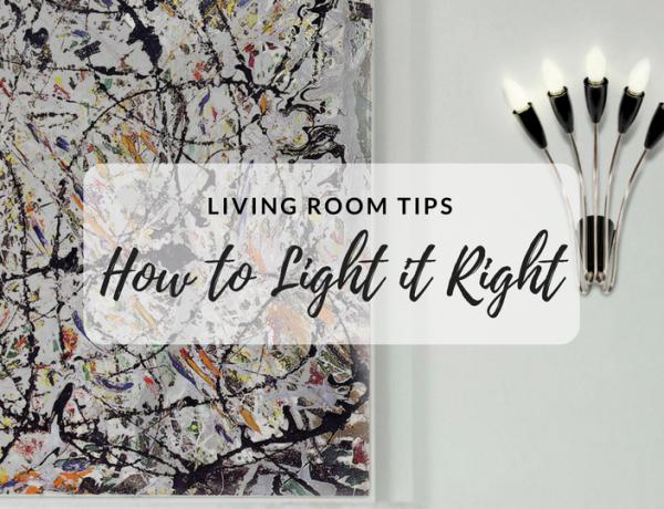 Living Room Lighting Tips You'll Wish You Had Read Sooner_feat