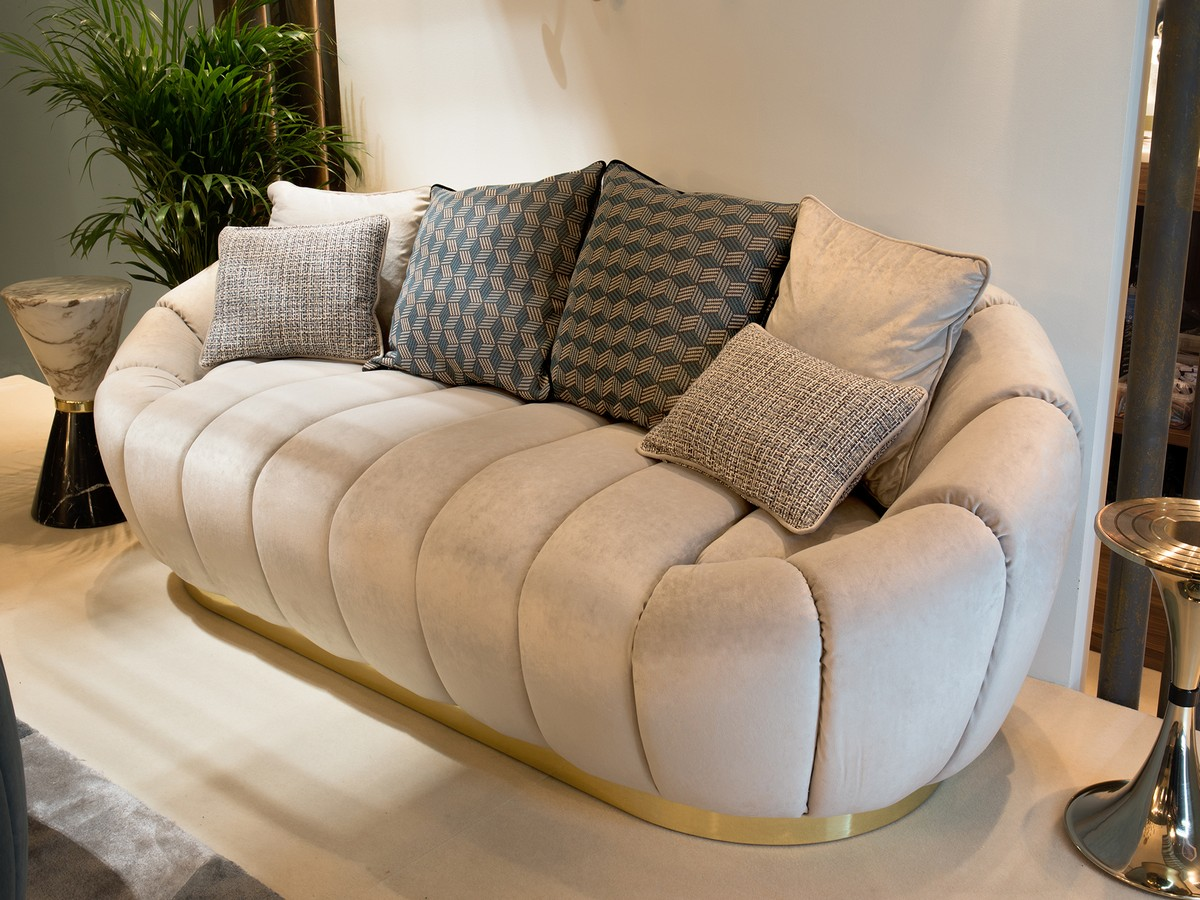 6 Stunning Salone del Mobile Living Room Inspirations