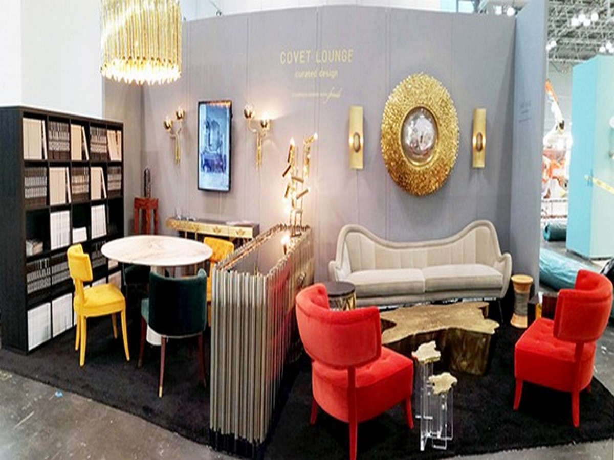 The Best Exhibitors at ICFF New York City Tradeshow 2018 best exhibitors at icff The Best Exhibitors at ICFF New York City Tradeshow 2018 COVET HOUSE 1