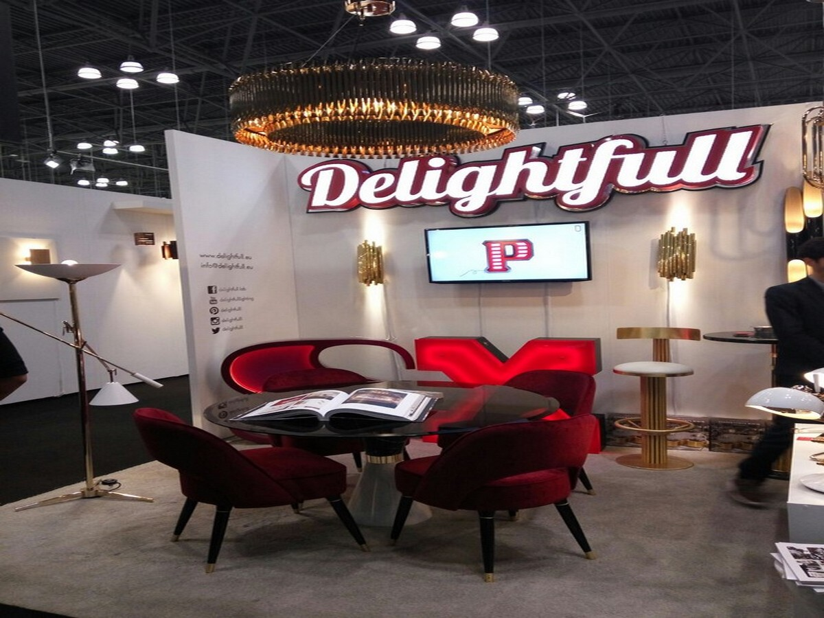 The Best Exhibitors at ICFF New York City Tradeshow 2018 best exhibitors at icff The Best Exhibitors at ICFF New York City Tradeshow 2018 DELIGHTFULL 2