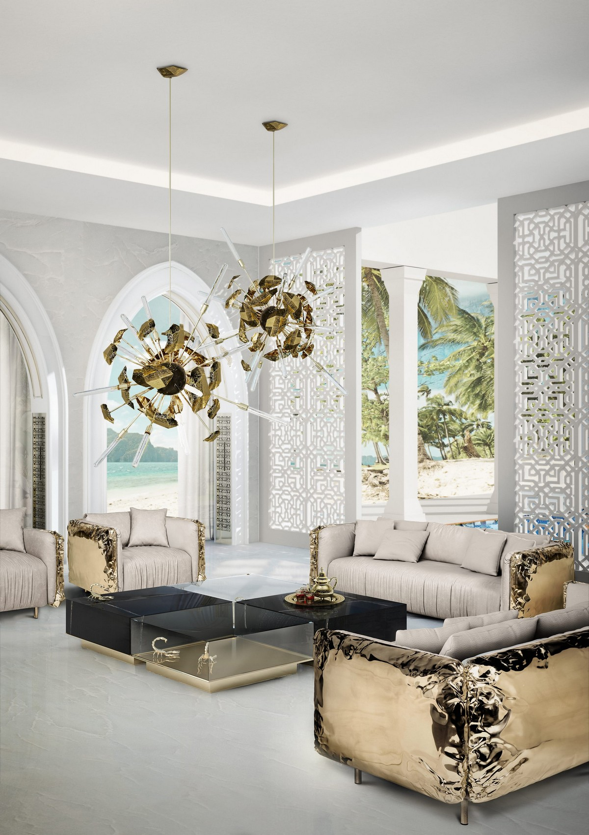 5 Luxury Living Room Inspirations You'll Love living room inspirations 5 Luxury Living Room Inspirations You'll Love ambience arabe