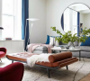 10 Minimalist Living Rooms that Will Show You Why Less is More