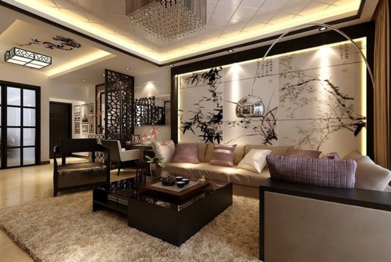 Asian Inspired Living Rooms You Donu0027t Wanna Miss Out On Asian Inspired  Living Rooms ...