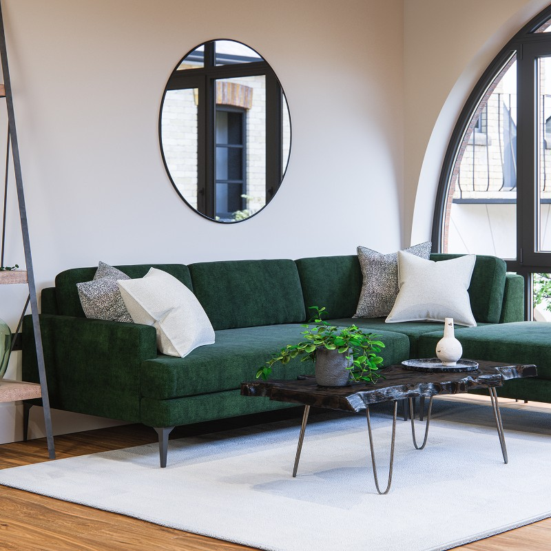 Living Room Inspiration: Emerald Green and Earthy Tones living room inspiration Living Room Inspiration: Emerald Green and Earthy Tones Living Room Inspiration Emerald Green and Earthy Tones9