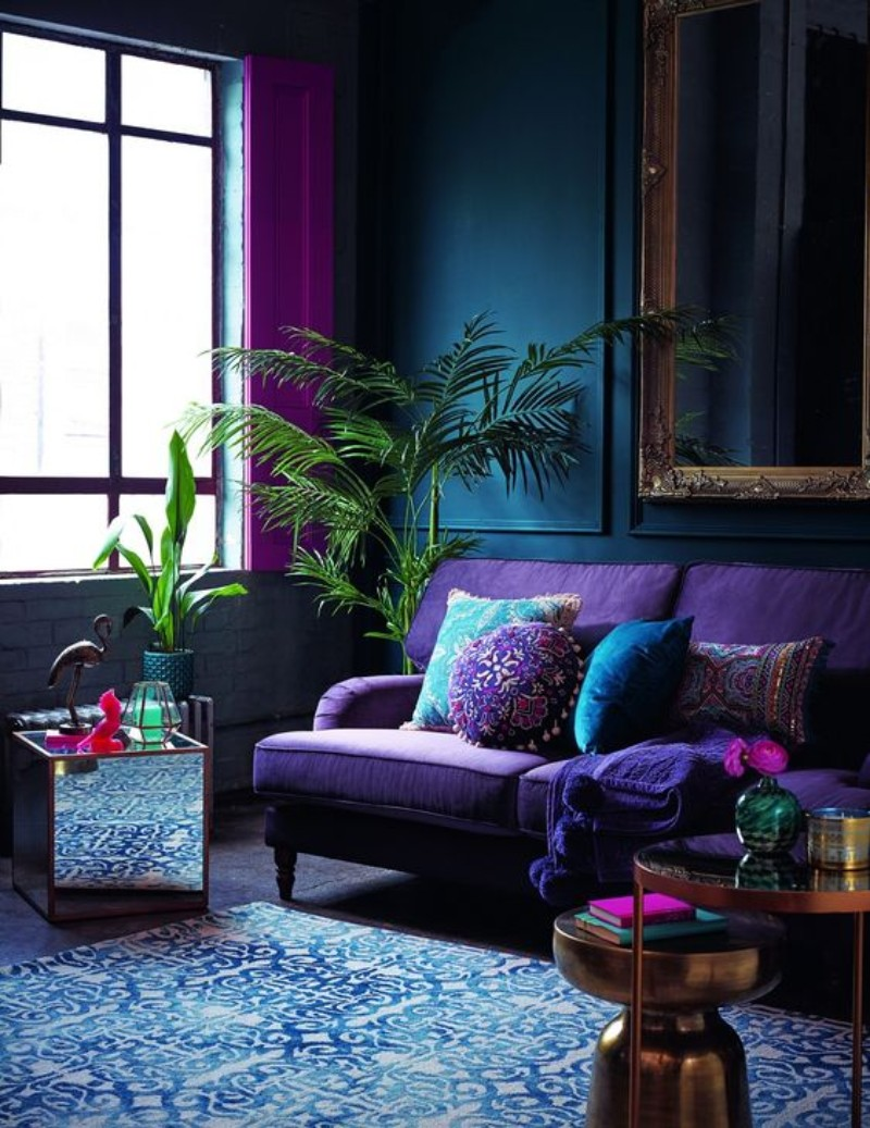 Introducing Pantone Ultra Violet In Your Living Room Decor living room decor Introducing Pantone Ultra Violet In Your Living Room Decor Introducing Pantone Ultra Violet In Your Living Room Decor 1