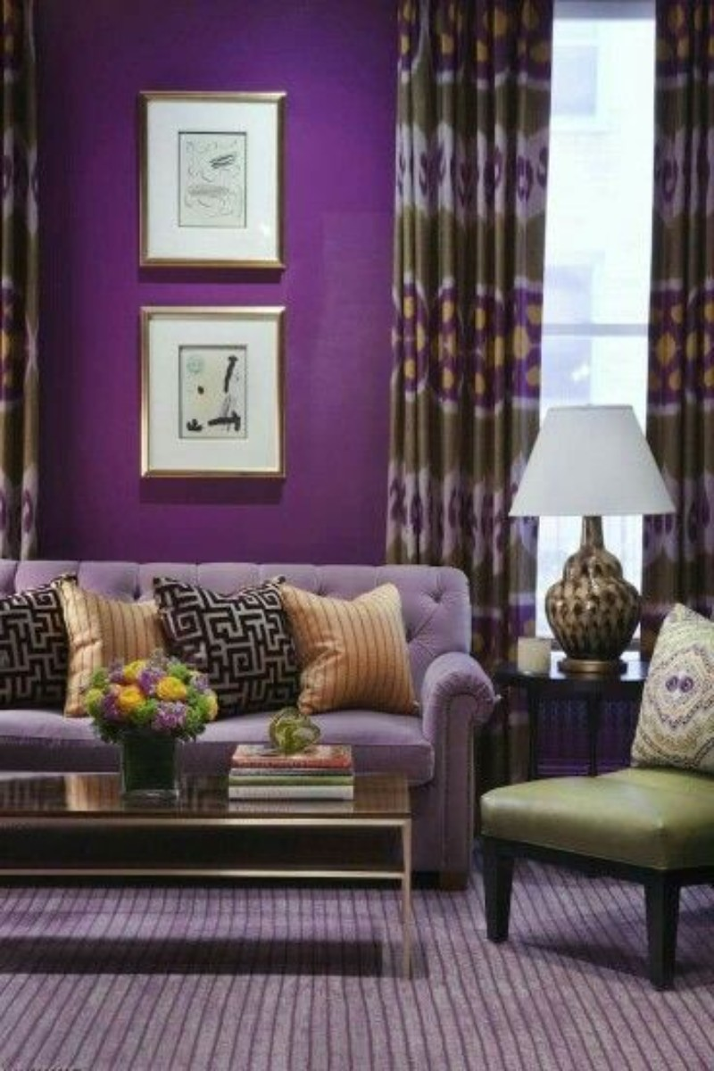 Introducing Pantone Ultra Violet In Your Living Room Decor living room decor Introducing Pantone Ultra Violet In Your Living Room Decor Introducing Pantone Ultra Violet In Your Living Room Decor 5