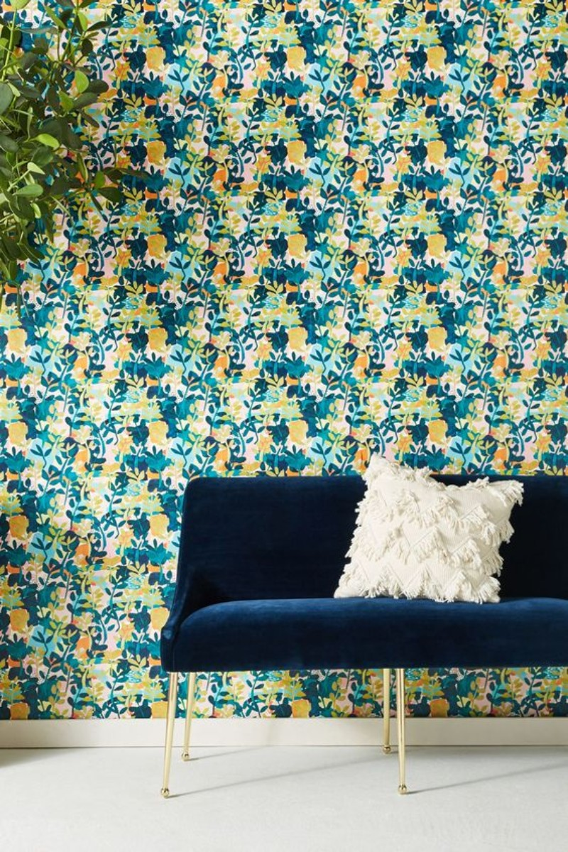 Living Room Corners Patterned Wallpapers You Will Fall In Love With patterned wallpapers Living Room Corners: Patterned Wallpapers You Will Fall In Love With Living Room Corners Patterned Wallpapers You Will Fall In Love With 6