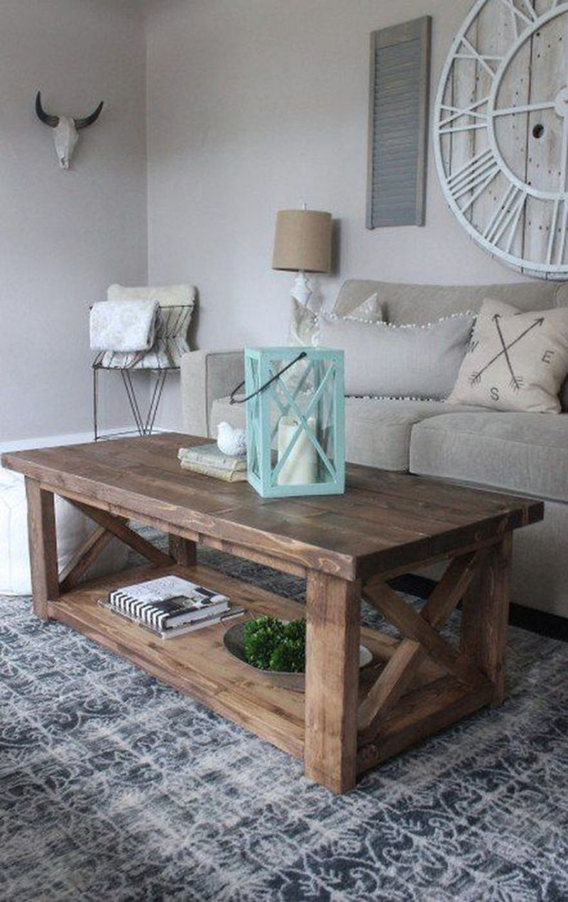 Centre Table Designs For Living Room: Living Room Ideas: Center Tables We Are Obsessed With