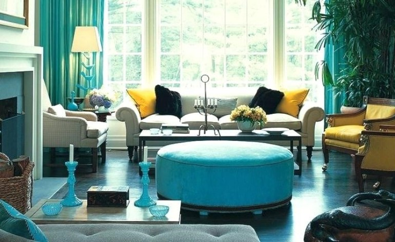 Turquoise Living Room Inspiration: The Best Color To Use This August turquoise living room inspiration Turquoise Living Room Inspiration: The Best Color To Use This August Turquoise Living Room Inspiration3