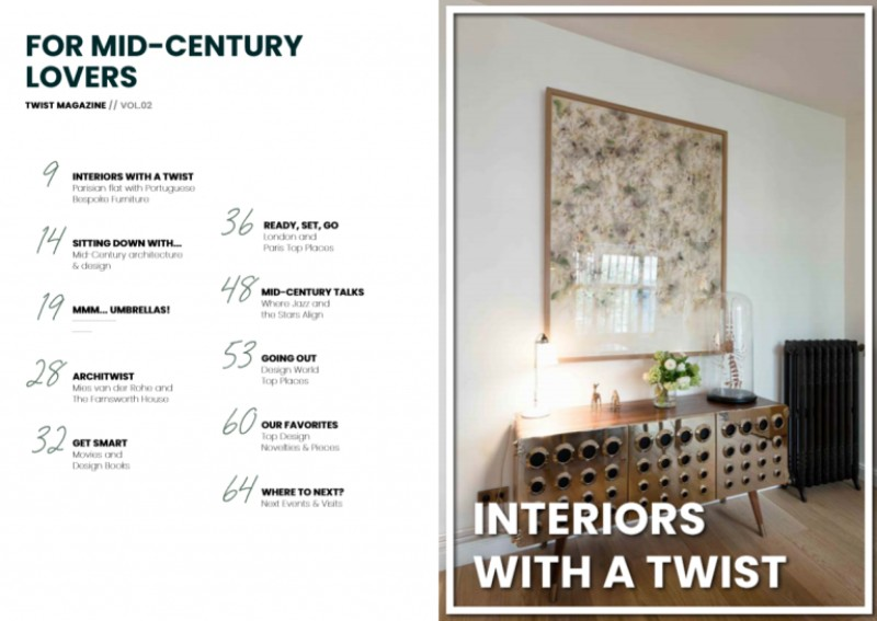 twist magazine, mid-century modern furniture, mid-century interior design, mid-century inspiration, home decor ideas, interior design trends twist magazine Twist Magazine: Why You Can't Miss Out On This Exclusive 2nd Edition! Twist Magazine Why You Cant Miss Out On This Exclusive 2nd Edition 1