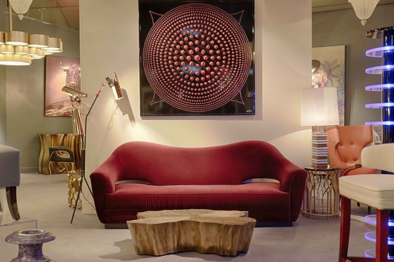 The Exhibitors At Maison et Objet With The Best Sofas