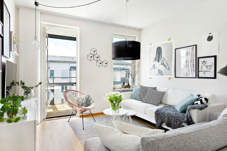 10 Scandinavian Living Room Designs To Die For And Learn From