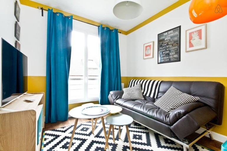 Across The Globe: A Small Colorful Apartment In Paris You Need To See across the globe Across The Globe: A Small Colorful Apartment In Paris You Need To See Across The Globe A Small Colorful Apartment In Paris You Need To See 1