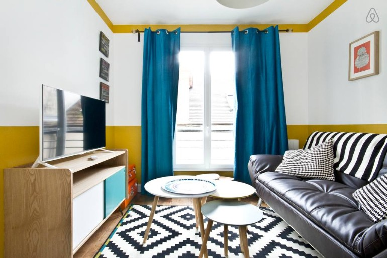 Across The Globe: A Small Colorful Apartment In Paris You Need To See across the globe Across The Globe: A Small Colorful Apartment In Paris You Need To See Across The Globe A Small Colorful Apartment In Paris You Need To See 2