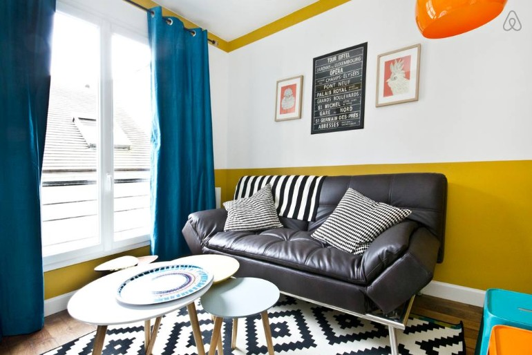 Across The Globe: A Small Colorful Apartment In Paris You Need To See across the globe Across The Globe: A Small Colorful Apartment In Paris You Need To See Across The Globe A Small Colorful Apartment In Paris You Need To See 4