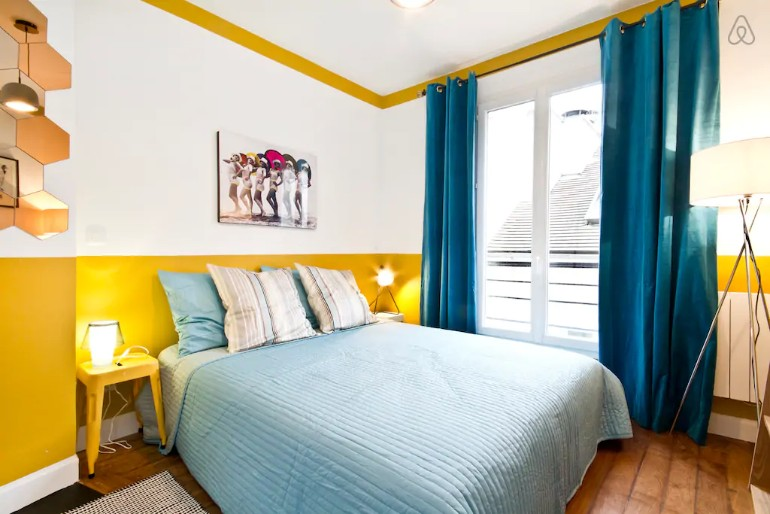 Across The Globe: A Small Colorful Apartment In Paris You Need To See across the globe Across The Globe: A Small Colorful Apartment In Paris You Need To See Across The Globe A Small Colorful Apartment In Paris You Need To See 6