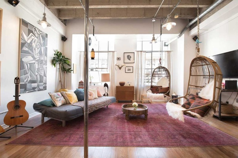 Across The Globe: Experience The Typical LA Lifestyle In This Amazing Loft across the globe Across The Globe: Experience The LA Lifestyle In This Amazing Loft Across The Globe Experience The Typical LA Lifestyle In This Amazing Loft 4