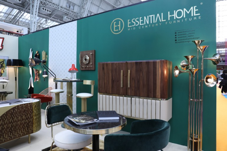Essential Home's Stand At 100% Design Is A Design Lover's Dream 100 design Essential Home's Stand At 100% Design Is A Design Lover's Dream Essential Homes Stand At 100 Design Is A Design Lovers Dream 4