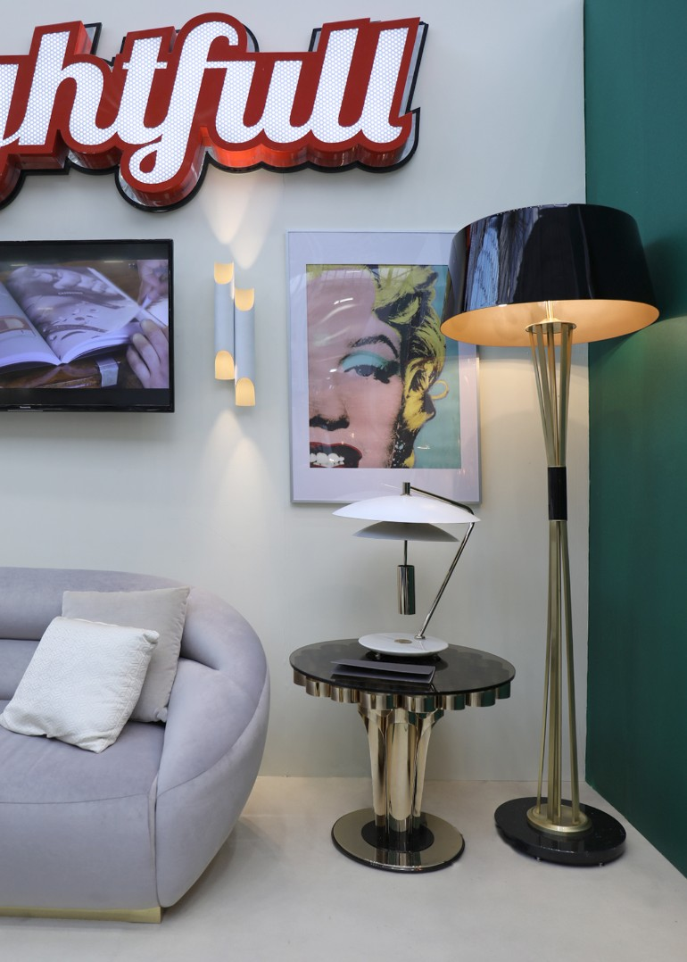 Essential Home's Stand At 100% Design Is A Design Lover's Dream