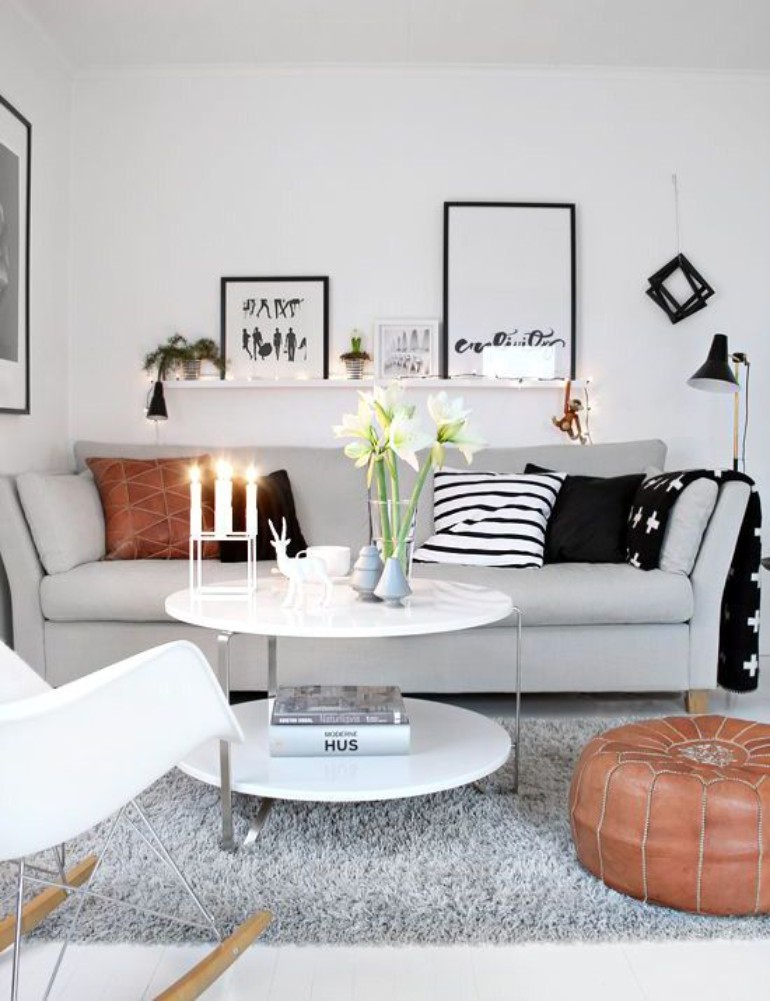 How To Make The Most Of Your Small Living Room