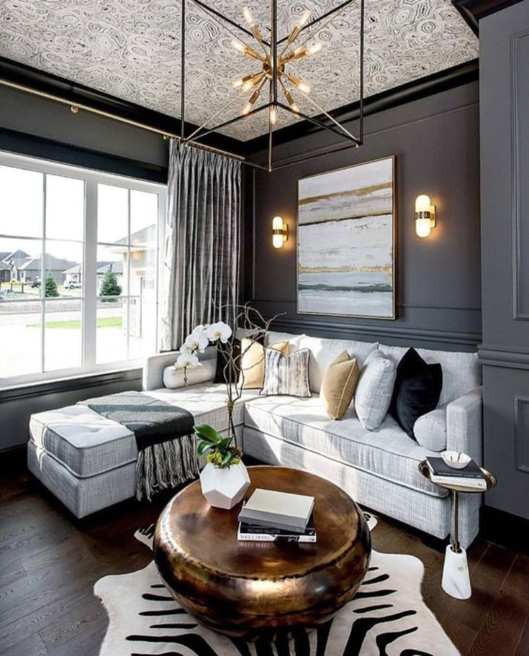 Inspiring Gray Living Room Designs That You Should See gray living room designs Inspiring Gray Living Room Designs That You Should See Inspiring Gray Living Room Designs That You Should See 4