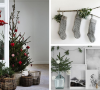 Scandinavian Christmas Decor For Your Living Room That You Can't Miss