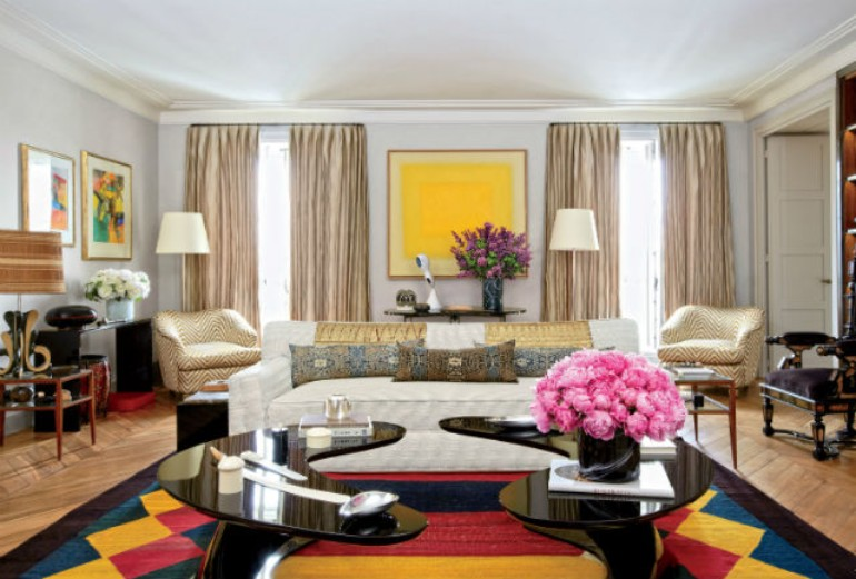 living rooms in paris The Most Beautiful Living Rooms In Paris You'll Want To See The Most Beautiful Living Rooms In Paris You   ll Want To See 4