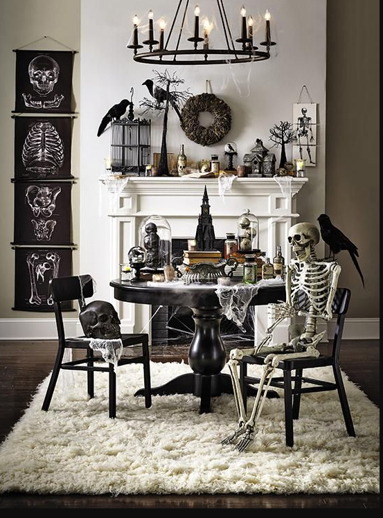 Halloween halloween Decorate Your Living Room With Halloween Décor d21955e13cba059f16cb8ab295936c72