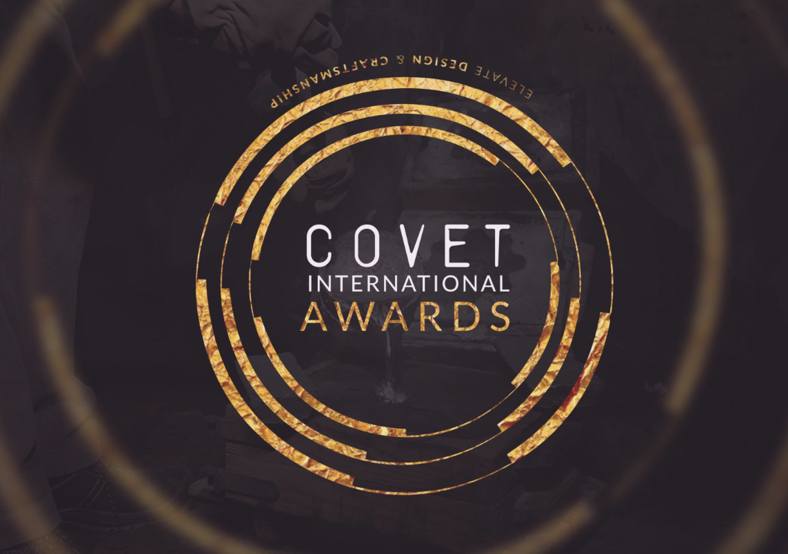 COVET AWARDS covet awards Celebrate Design And Craftsmanship With Covet Awards Celebrate Design And Craftsmanship With Covet Awards 1