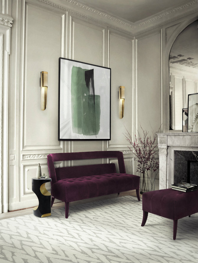 10 CONTEMPORARY WALL SCONCES FOR YOUR LIVING ROOM