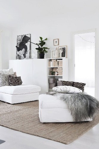 10 Living Room ideas for this Week deco Nordic style