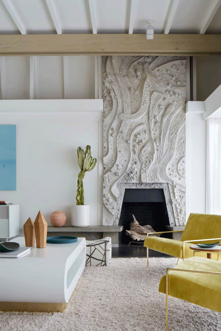 Living Room Inspiration: Mid-Century Modern Home in ...