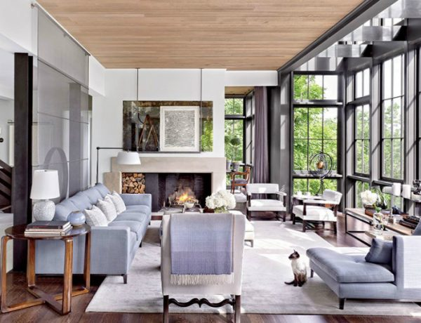 Top Living Rooms from the Best Interior Designers' Houses