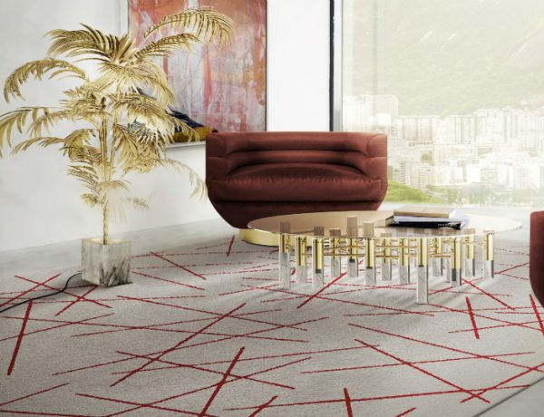 Living Room Ideas: Amazing Pop Culture Inspired Rugs
