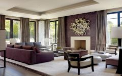 6 Mid-century Modern Living Room Ideas for the Fall