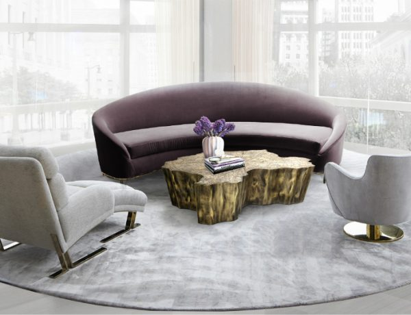Statement Pieces for Your Living Room from Koket's Newest Additions statement pieces Statement Pieces for Your Living Room from Koket's Newest Additions gia chandelier vamp sofa koket projects feat 600x460