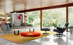 Living Room Essentials: Eames Lounge Chair and Ottoman