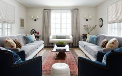 Living Room Inspiration: Traditional Modern Home in Central Park